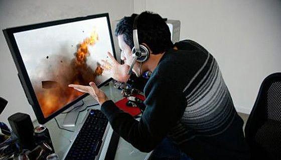 Творения игровой индустрии.