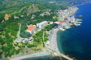 Используйте «Остров Крым» для бронирования отелей в Крыму