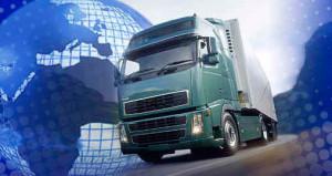 Автомобильные международные перевозки или доставка грузов от двери к двери