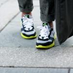 Как меняется мода на спортивную обувь