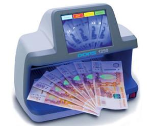 Детекоры валют как гарантия подлинности денег