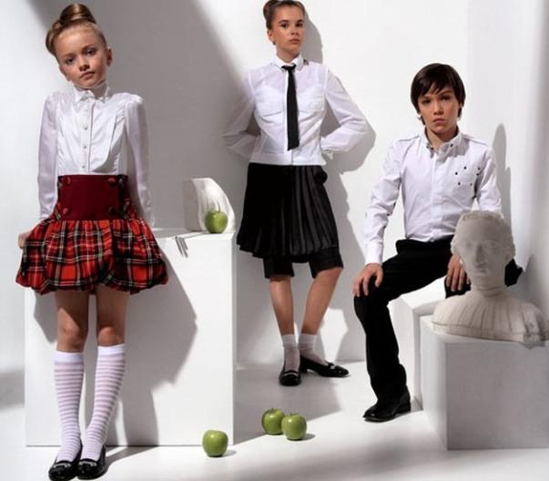 Школьная форма: модные тенденции 2016