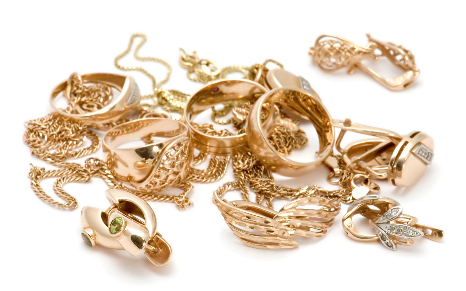 Мечта иметь шикарные золотые украшения стала еще ближе