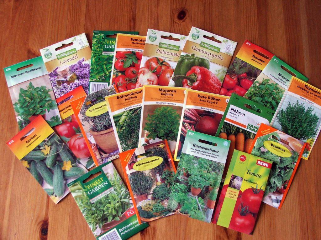 Как должен выглядеть правильный пакет с семенами?