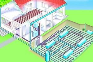 Как рассчитать мощность теплового насоса?