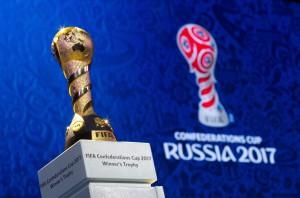 Игры за Кубок конфедераций 2017 в Сочи