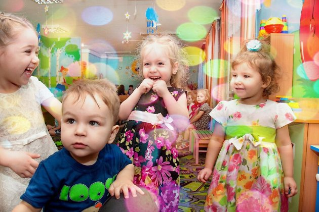 Happy-Baby - профессиональный частный детский садик