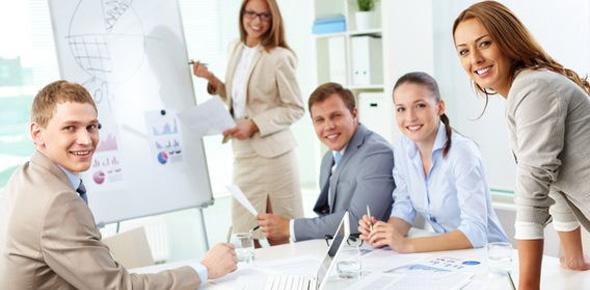 """Выведите свой бизнес на новый уровень благодаря тренингам компании """"KIY"""""""