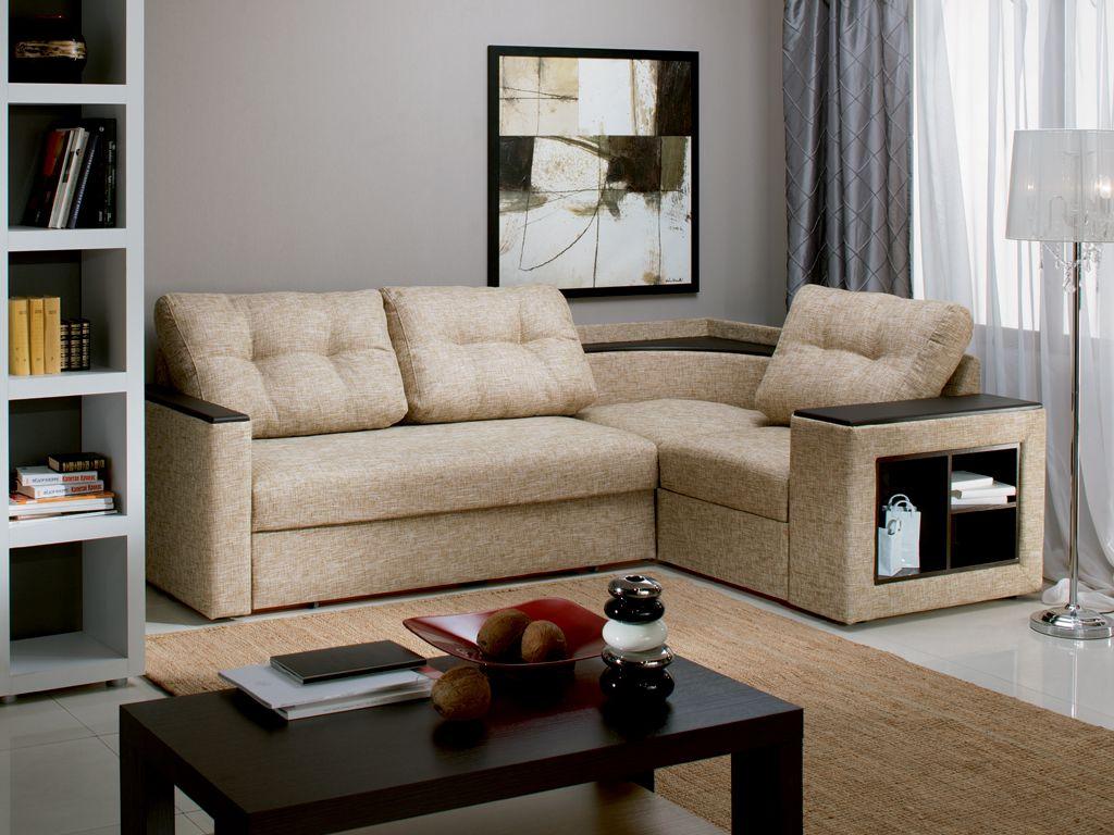 Угловой диван: особенности и преимущества