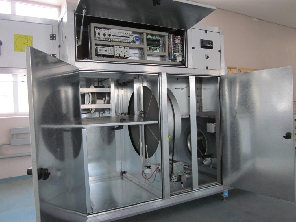 Для чего необходим на производстве промышленный осушитель воздуха