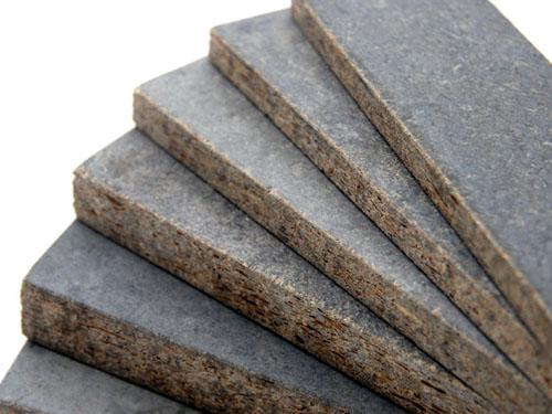 Новый вид стройматериала – цементно-стружечные плиты
