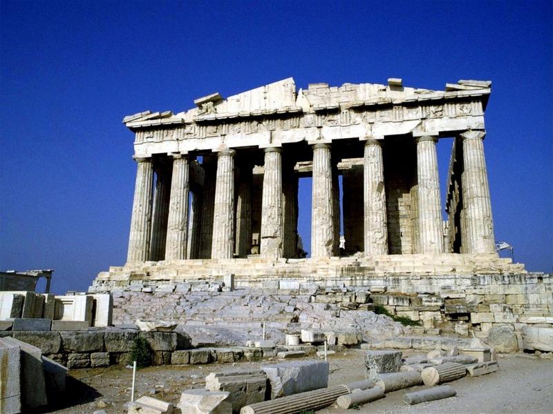 Греция как развитая часть мирового туризма