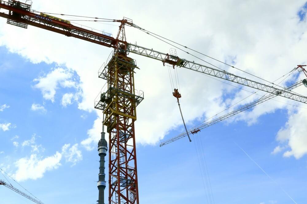 Аренда строительных кранов – это удобно и выгодно