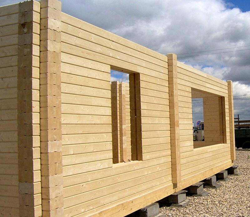 Как построить дом из бруса самостоятельно?