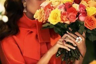 Дарите яркие эмоции  с заказанным  букетом цветов с доставкой в Полтаве