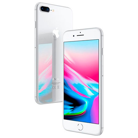 Iphone 8 plus silver 256 gb