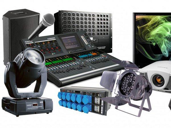 В чем преимущества аренды звука