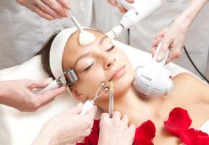 Косметические процедуры в клинике