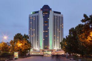 Уик-энд в отеле Холидей Инн Москва