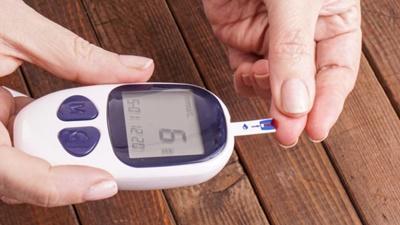 Температура при сахарном диабете