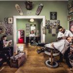 Barbershops — правильное кресло для настоящего джентльмена
