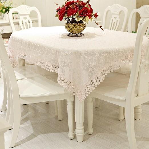 Как выбрать идеальную скатерть для своего стола?