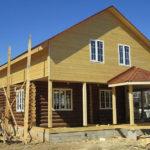 Проекты дачных домов на любой вкус от компании usadba.in.ua