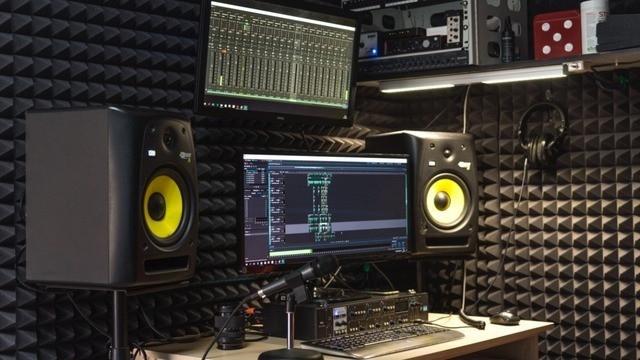 Студия звукозаписи для всех желающих развиваться в музыке