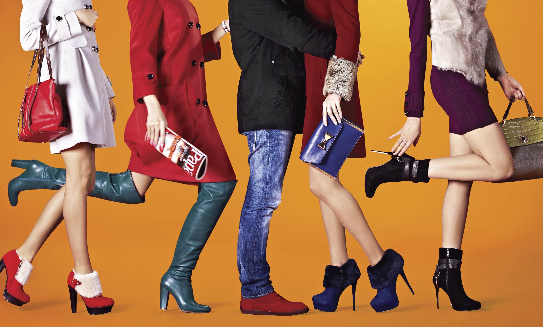 Резиновые сапожки – модный атрибут