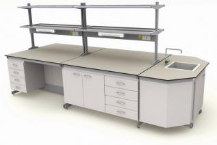 Основные показатели качественной лабораторной мебели