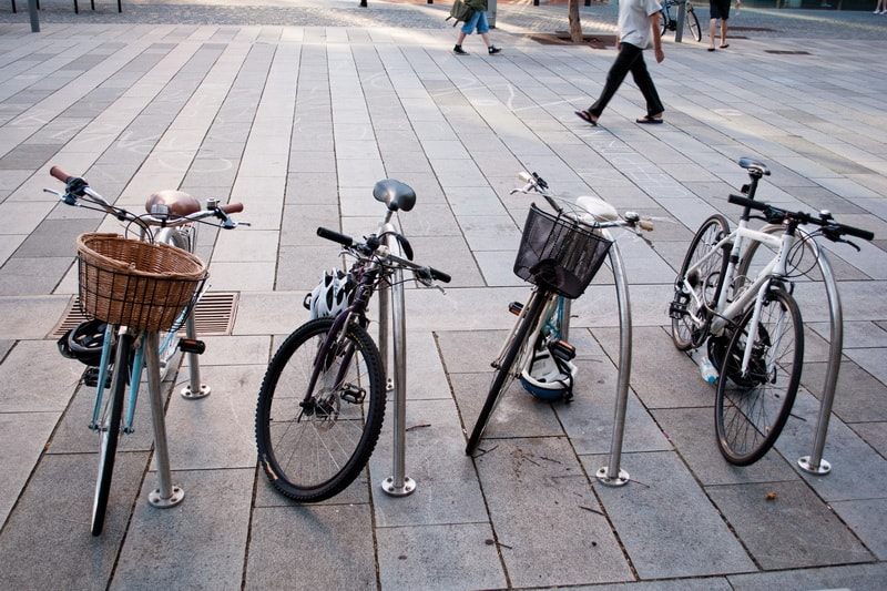 Как выбрать велопарковку